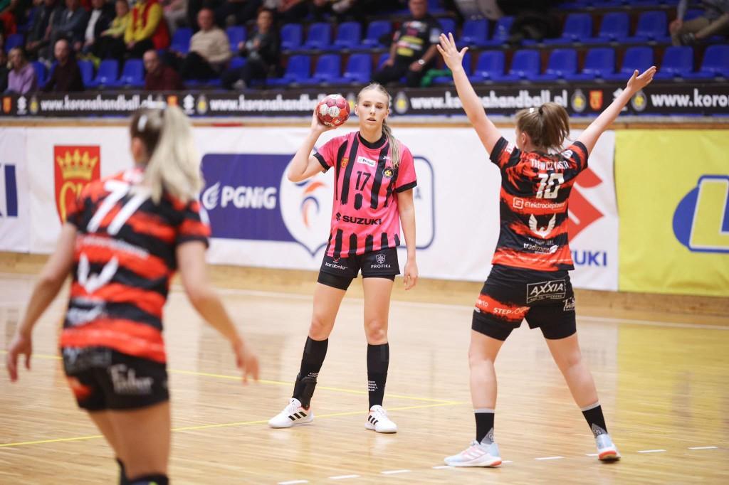 Kanonada w Kielcach. Suzuki Korona Handball bez najmniejszych szans