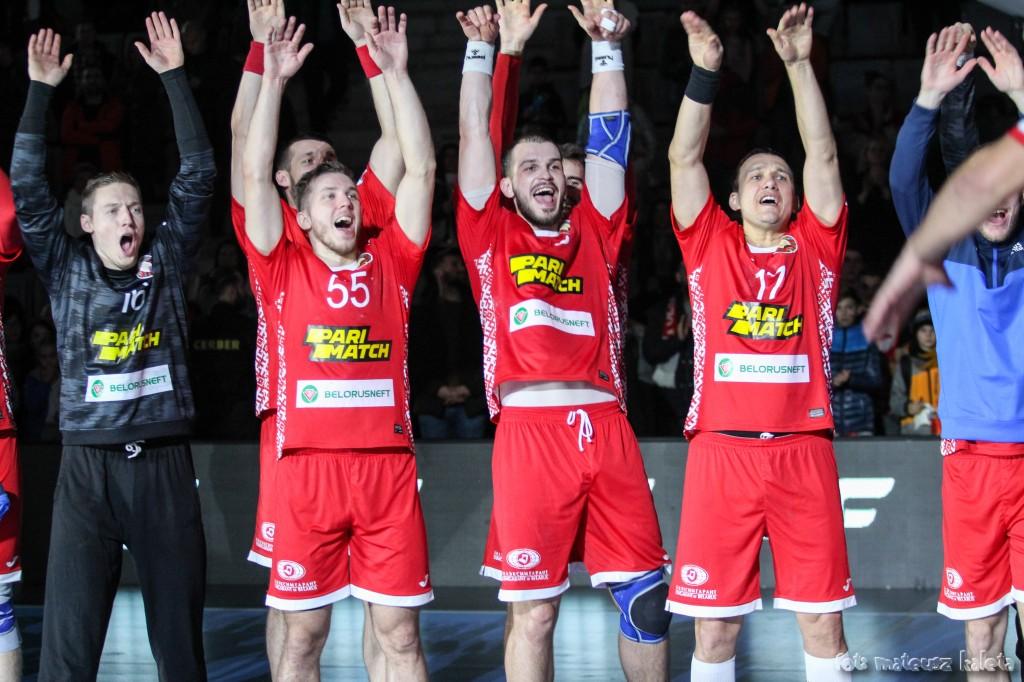 Białorusini sprawili niespodziankę. Błysnęli gracze Łomży Vive Kielce