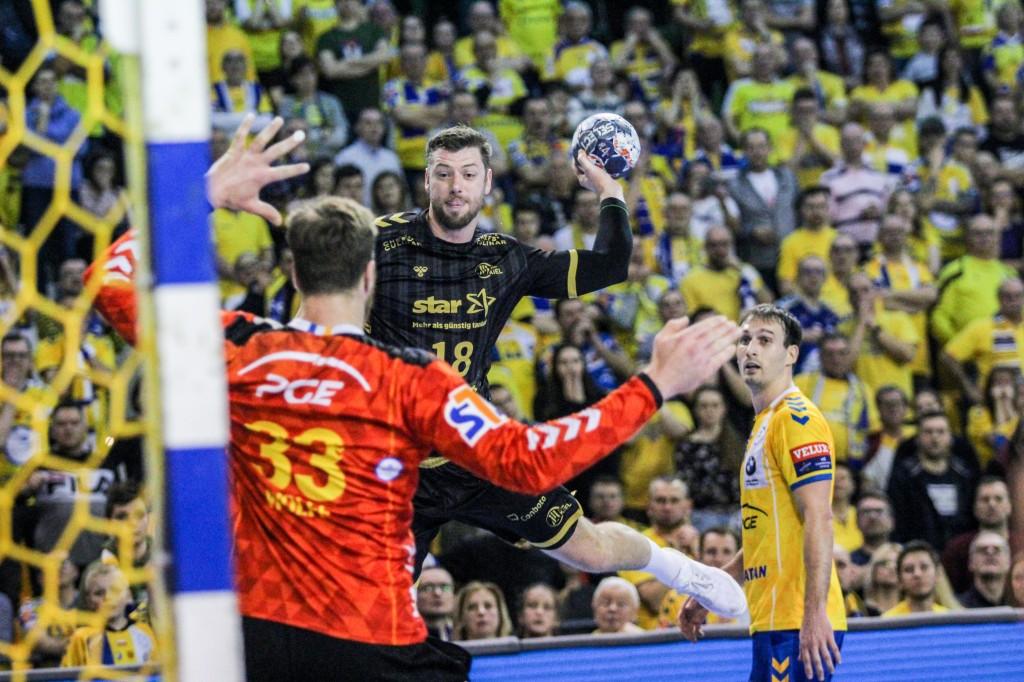 Byli gracze Łomży Vive Kielce obeszli się smakiem. THW Kiel zdobywcą Ligi Mistrzów