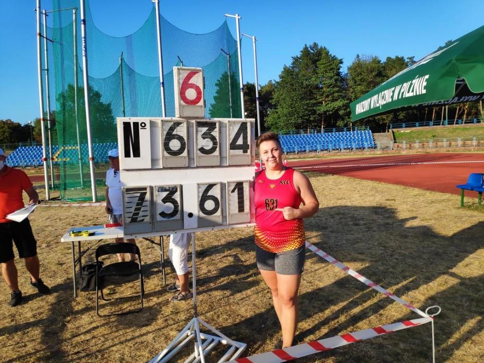 Furmanek i Młodawska ruszają do walki o medale mistrzostw Polski