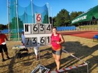 Katarzyna Furmanek zakończyła udany sezon