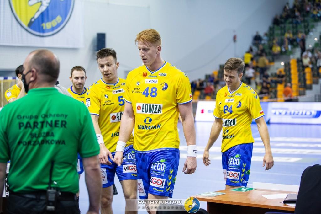 Łomża Vive Kielce zaczyna Ligę Mistrzów od porażki. Zacięty mecz wygrał Flensburg