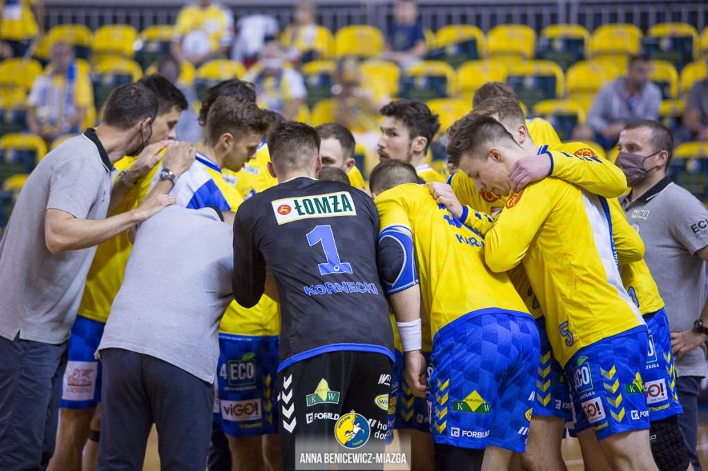 Łomża Vive Kielce czuje głód gry