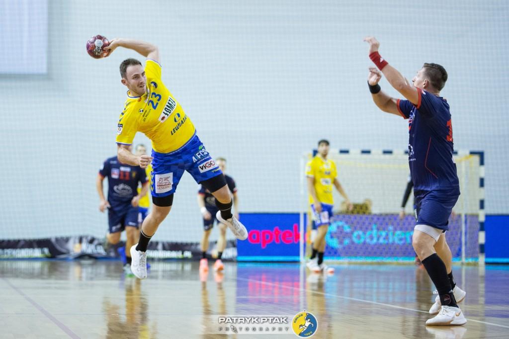 Norwegowie pierwszym liderem tabeli w grupie Łomży Vive Kielce