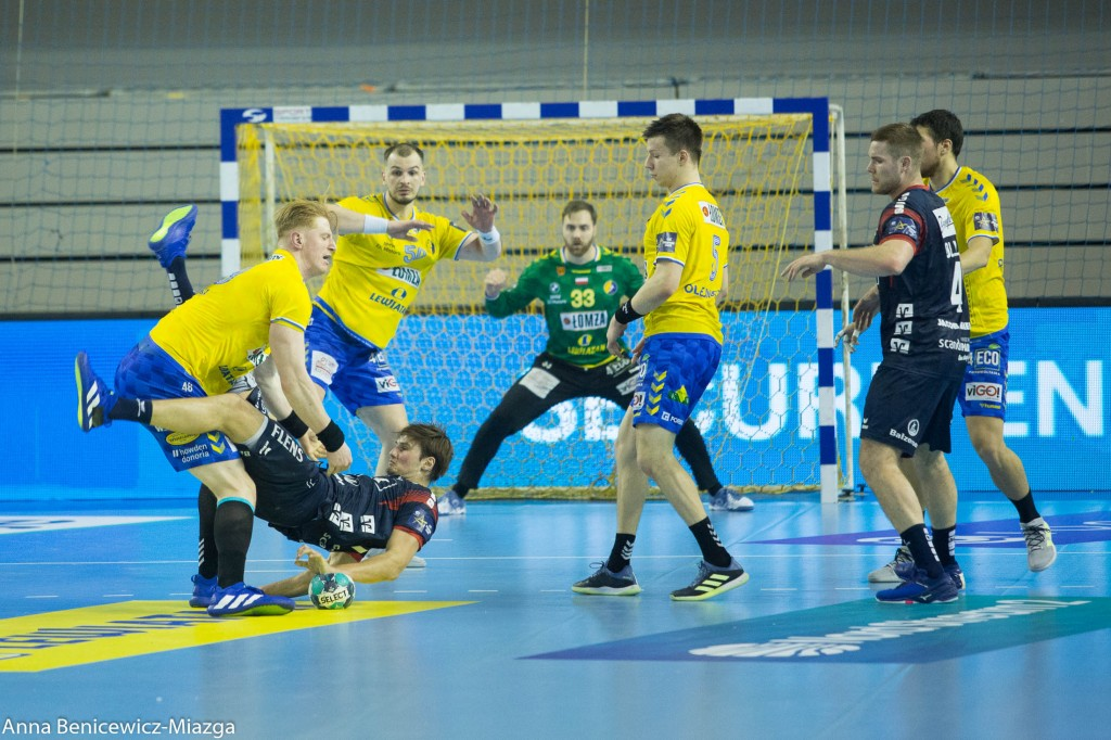 NA ŻYWO! 1/8 finału Ligi Mistrzów: Łomża Vive Kielce - HBC Nantes