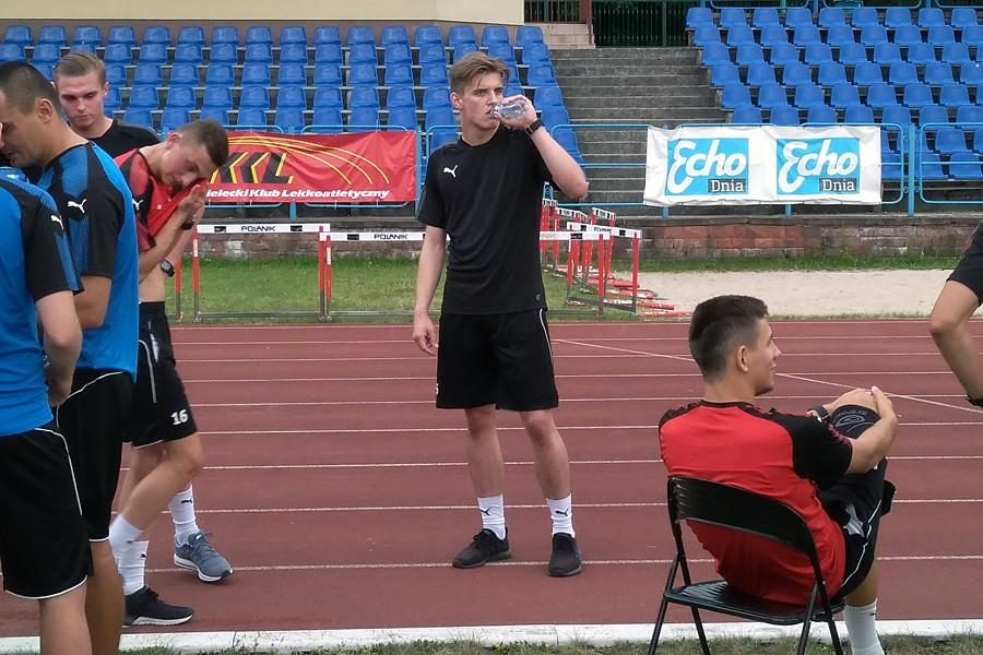 Korona Kielce rozpoczęła przygotowania. Nowych piłkarzy na razie nie widać