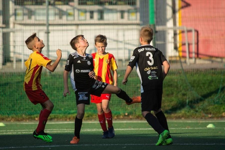 DAP Kielce bije rekord. Zgłosiła do rozgrywek aż siedem zespołów