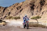 Maciej Giemza pojedzie w czwartym Rajdzie Dakar