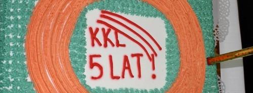 KKL Kielce ma już 5 lat!