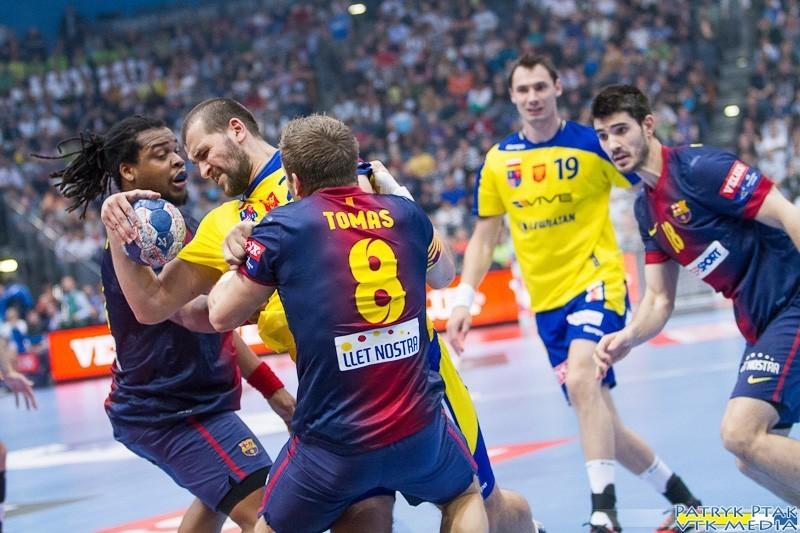 NA ŻYWO! Final Four Ligi Mistrzów: FC Barcelona - Vive Tauron Kielce