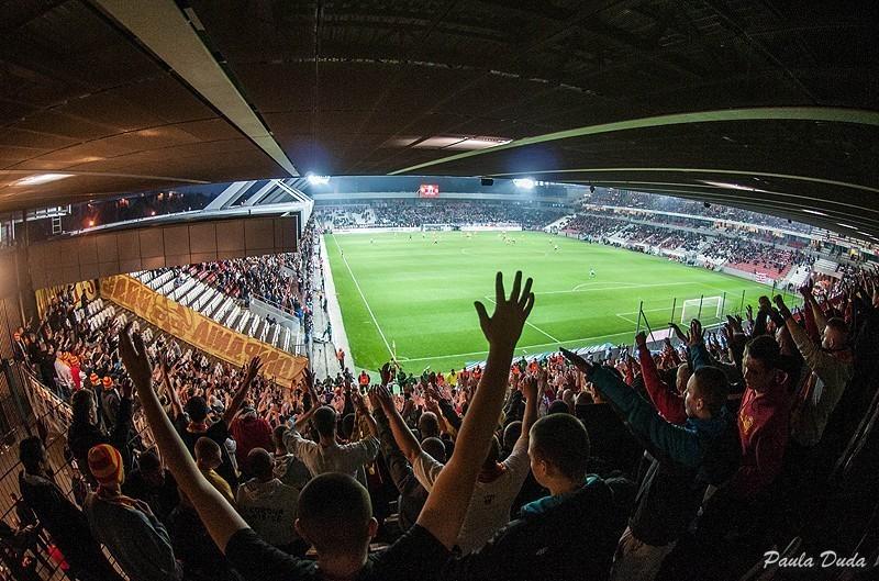 NA ŻYWO! 11. kolejka Lotto Ekstraklasy: Cracovia - Korona Kielce