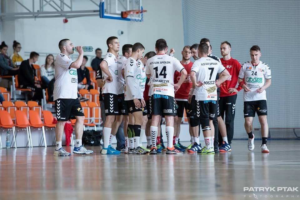 AZS UJK rozpoczął debiutancki sezon w I lidze. Niestety porażką