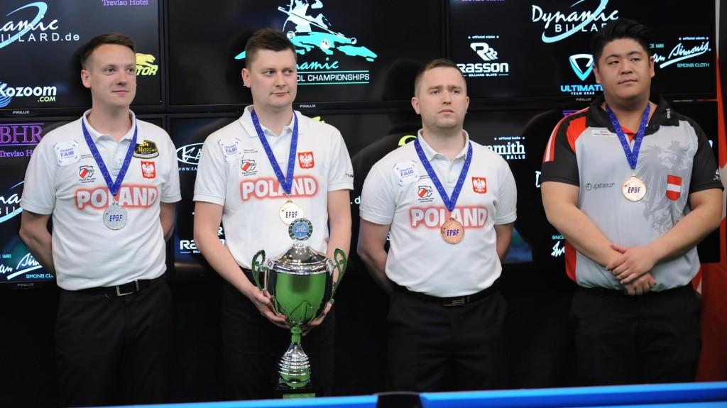 Dwaj zawodnicy Nosanu Kielce walczyli w finale Mistrzostw Europy!