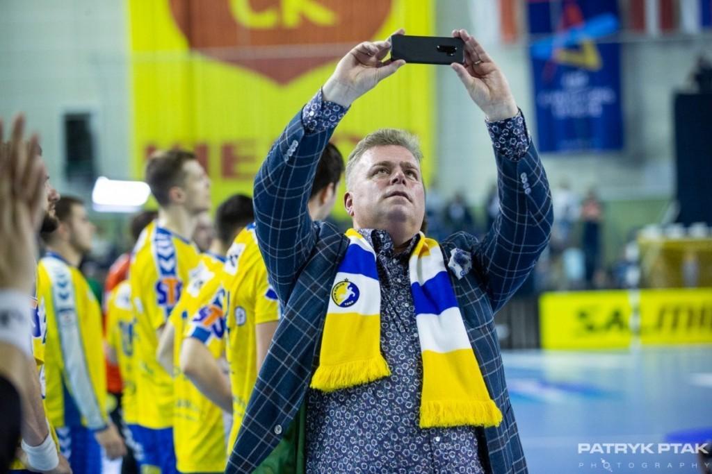Servaas: To jeden z najlepszych meczów w historii Kielc!