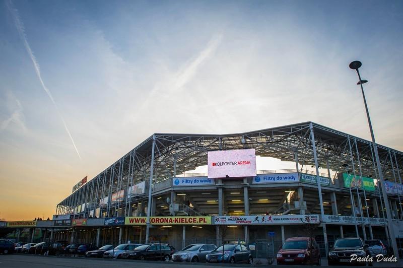 """Kielecki stadion pozostaje """"Kolporter Areną"""", choć póki co bez oficjalnego potwierdzenia"""