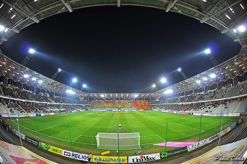 12 lat kieleckiego stadionu