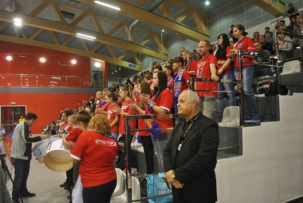 Wygraj bilety na mecz Effector Kielce - Cuprum Lubin