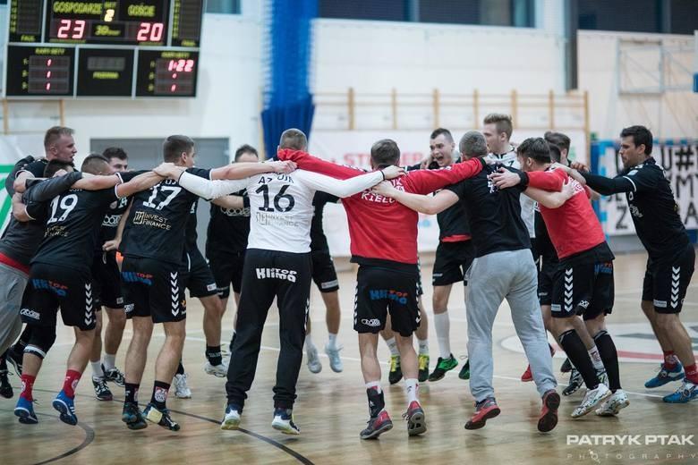 Premierowe zwycięstwo AZS UJK w I lidze