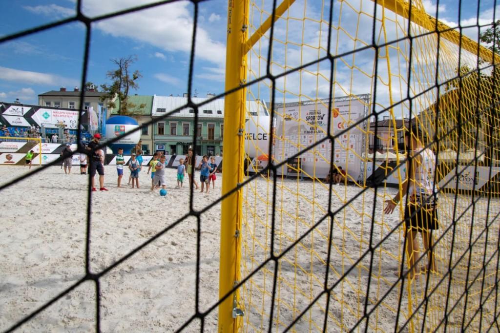 DAP zagra na plaży. Już dziś turnieje kieleckiej akademii