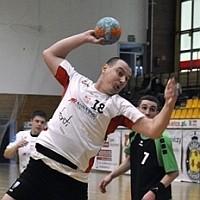 Trzy zwycięstwa z rzędu. Szczypiorniści AZS UJK wygrywają w Małopolskiej Lidze Seniorów (zdjęcia)