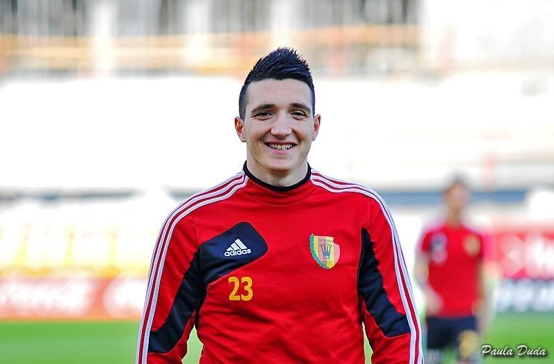 Vanja Marković obejrzał mecz Korony na żywo. Może wrócić do Polski, ale nie do Kielc