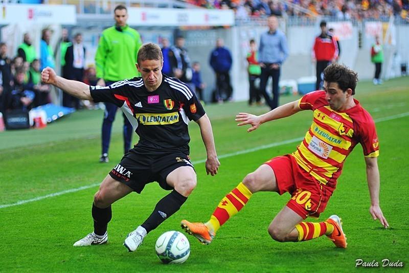 Żółto-czerwone derby dla Kielc! Zwycięstwo! Bardzo dobry mecz Korony w Białymstoku