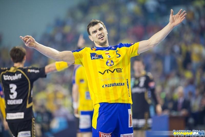 NA ŻYWO! 6. kolejka Ligi Mistrzów: Vive Tauron Kielce - Aalborg Handball