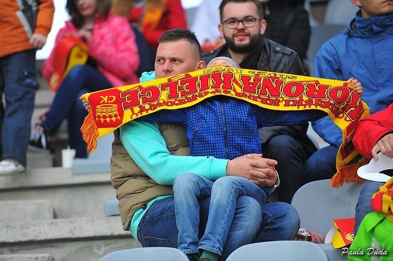 Koronie Kielce grozi najniższa frekwencja w tym sezonie?
