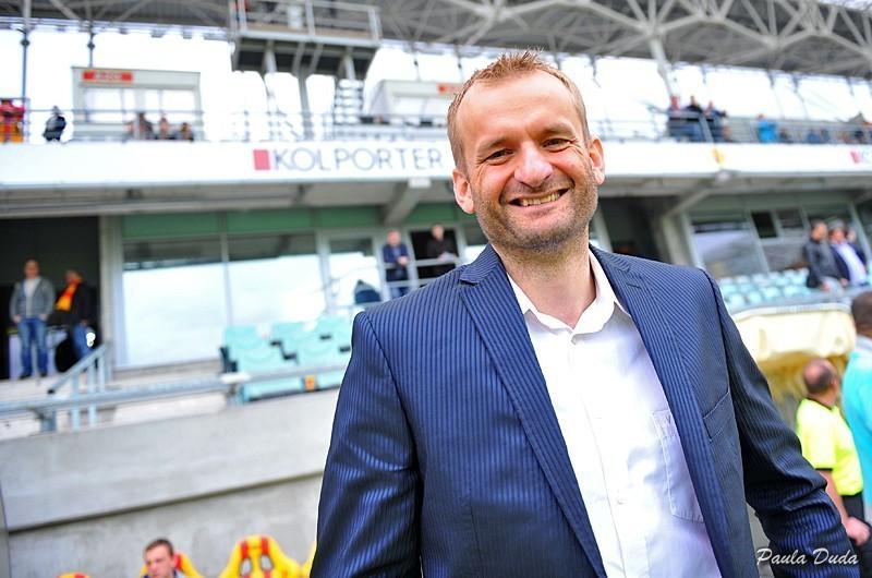 39 lat życia i ponad 7 w Koronie... Wspominamy karierę Zbgniewa Małkowskiego w Kielcach! [ZDJĘCIA]