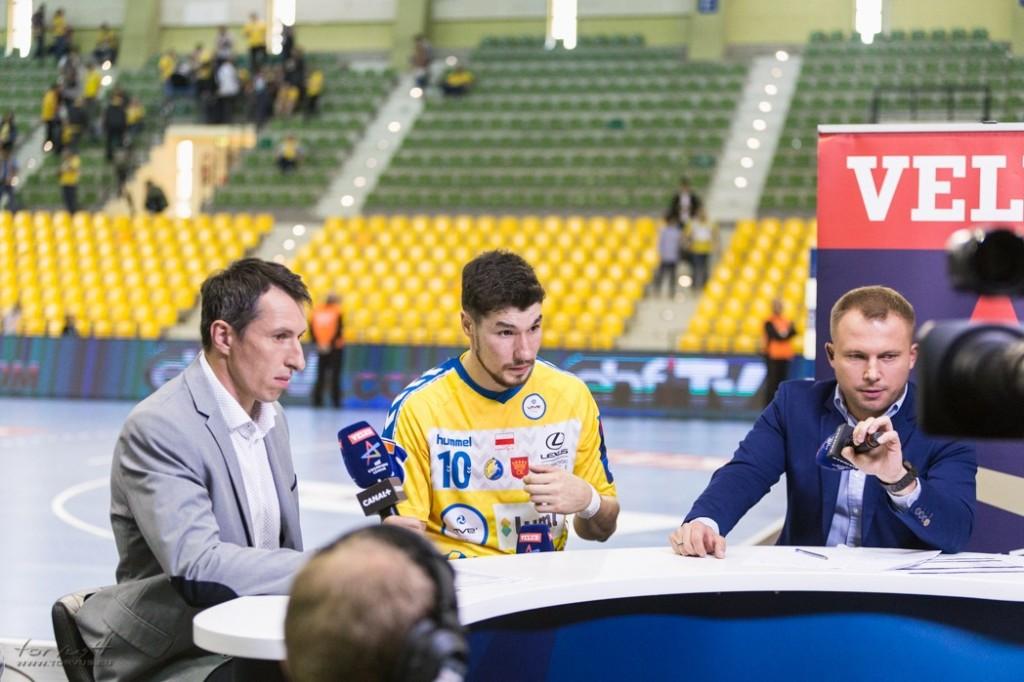 Motor Zaporoże - PGE VIVE Kielce. Gdzie obejrzeć mecz w TV?