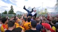 Trener mistrzów Polski CLJ odszedł z Korony. Wyjaśniamy, jak do tego doszło