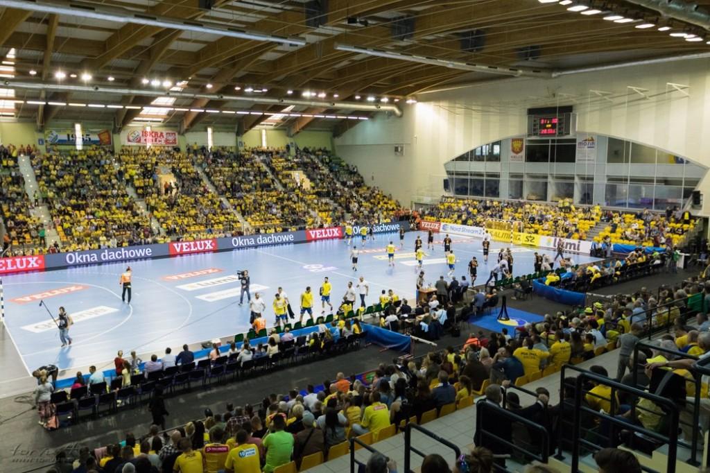 Liga Mistrzów: Veszprem lepsze od Barcelony, cenne zwycięstwa Macedończyków i Francuzów
