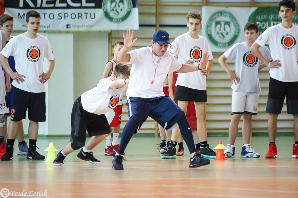 Koszykarski camp z udziałem trenera Michaela Jordana[ZDJĘCIA]