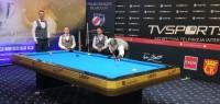 Nosan Kielce w wielkim finale Bilardowej Ekstraklasy