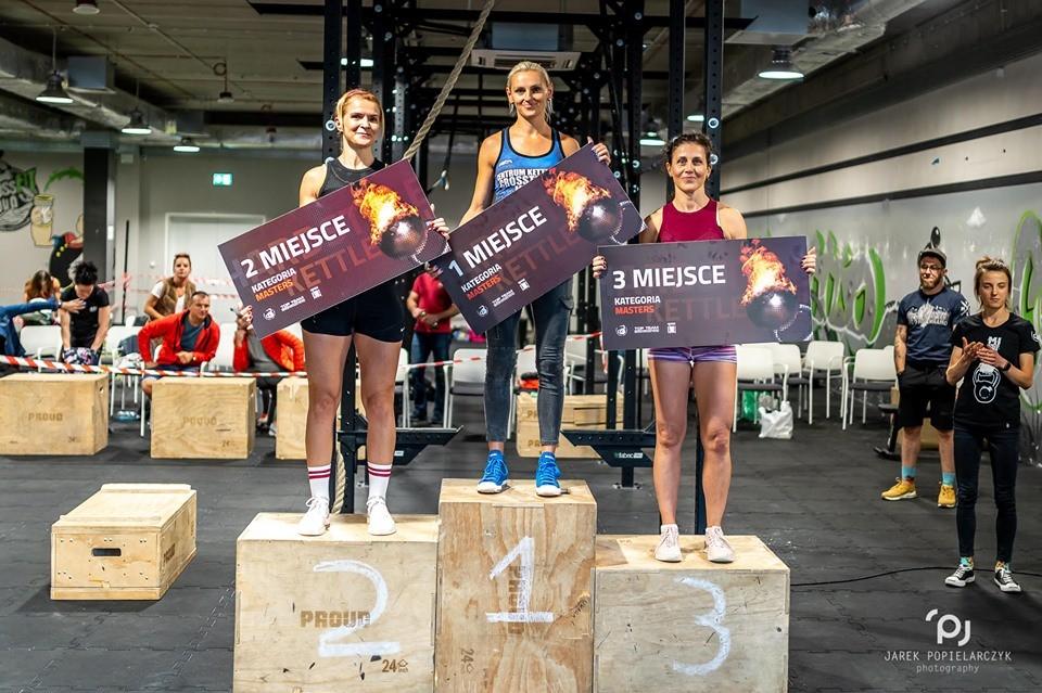 Kielczanka mistrzynią Polski w Kettlebell Hardstyle