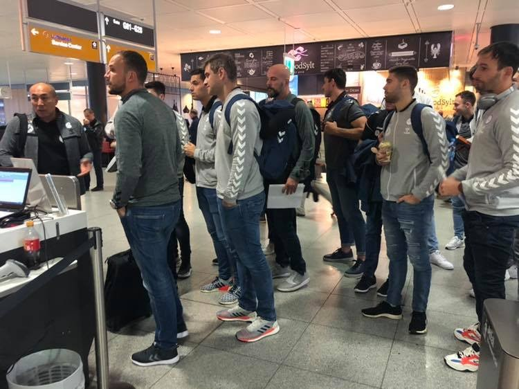 PGE VIVE z problemami w podróży do Porto. Utknęło na lotnisku...