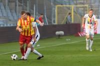 Gol Rymaniaka z rzutu karnego jedyną bramką w sparingu Korony z GKS-em Katowice