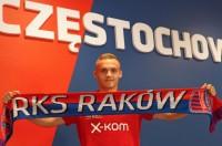 Szelągowski: Trener Papszun przekonał mnie już w lipcu. Myślę, że nie będę żałował