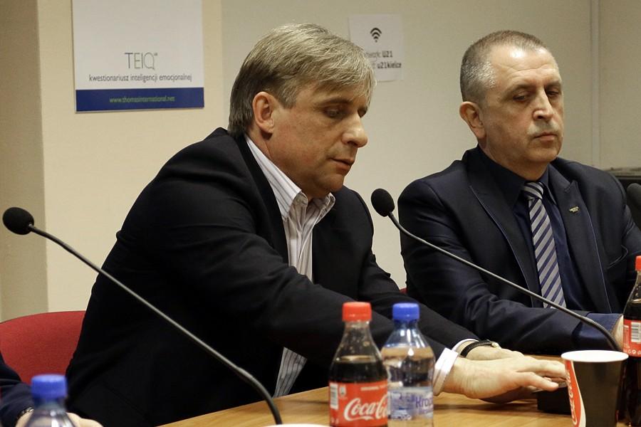 Prezes Zając potwierdza: Bartoszek trenerem Korony tylko do końca sezonu