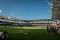 """Kielecki stadion pozostanie """"Kolporter Areną""""? Klub i firma prowadzą rozmowy"""