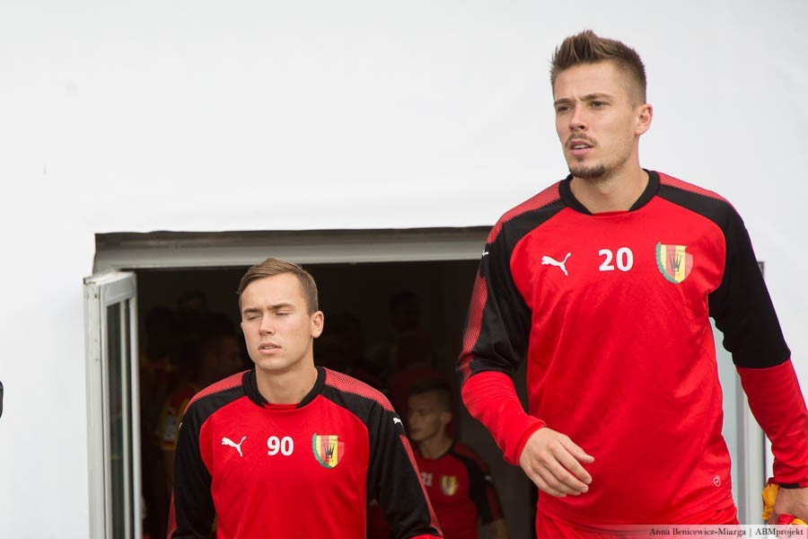 Piłkarz-widmo opuścił Koronę. Wygasł kontrakt Fabiana Burdenskiego