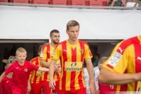 Piłkarze Korony Kielce spotkają się z kibicami. W ministerstwie... śledzia i wódki