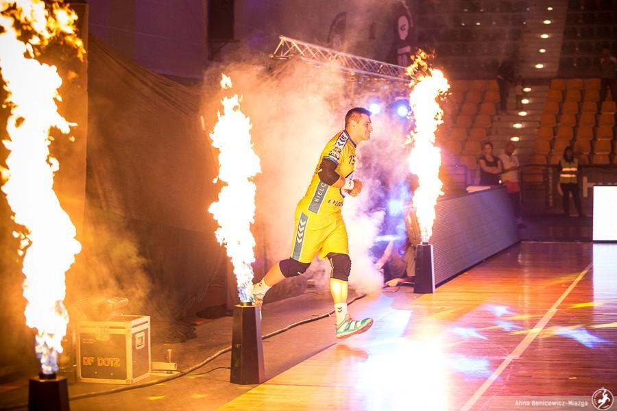 Był ogień! PGE Vive Kielce zaprezentowało się kibicom (zdjęcia)
