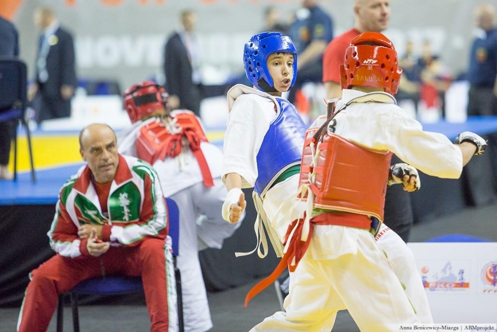 Karatecy opanowali Halę Legionów! Ponad 350 zawodników z 33 państw (zdjęcia)