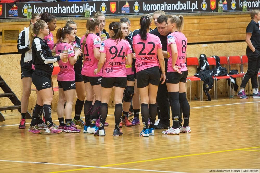 Porażka Korony Handball w Szczecinie