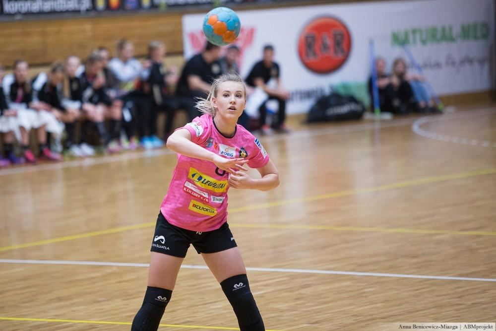Korona Handball walczyła do samego końca, ale wraca ze Szczecina bez punktów