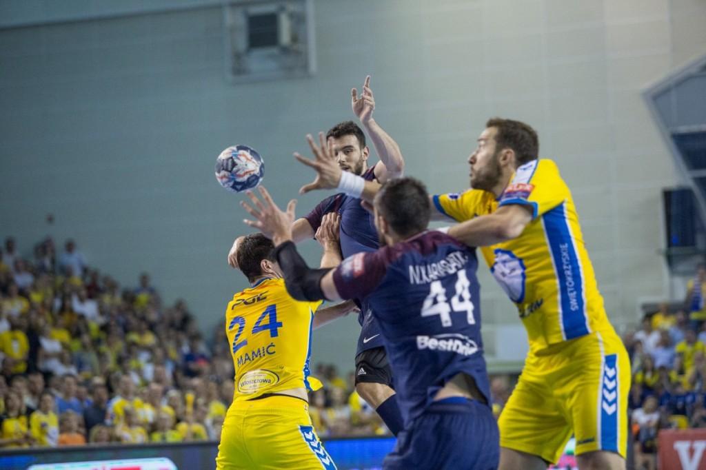 NA ŻYWO! Liga Mistrzów: PSG Handball - PGE VIVE Kielce