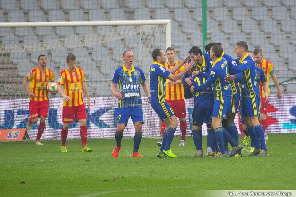 Korona najsłabszą drużyną Ekstraklasy w 2019 roku. Kielczanie wyprzedzeni przez Arkę