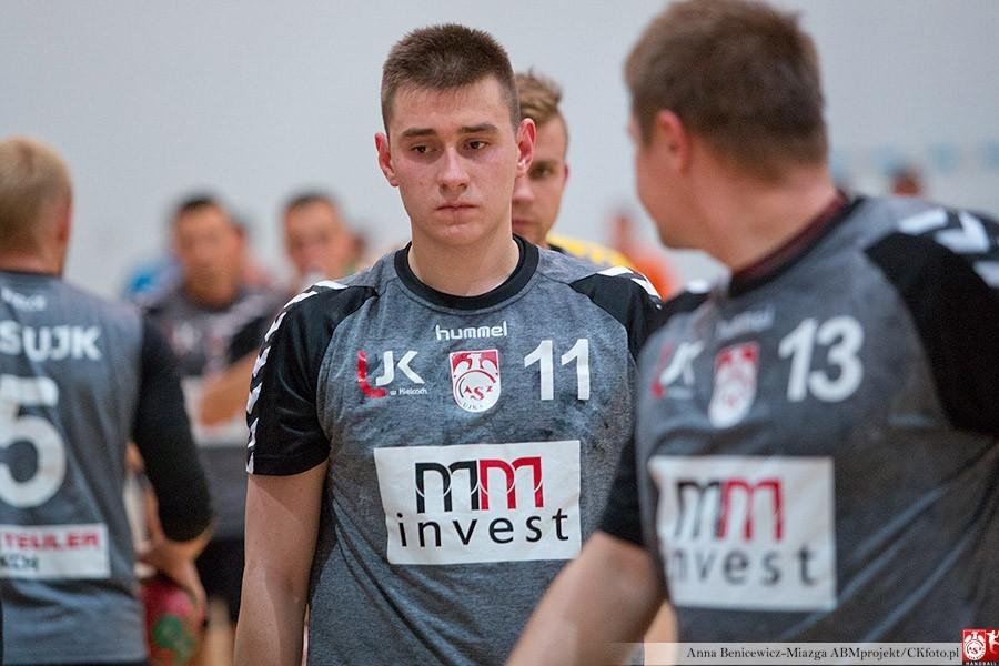 AZS UJK z porażką na początek. W sobotę kolejny mecz w Kielcach (zdjęcia)