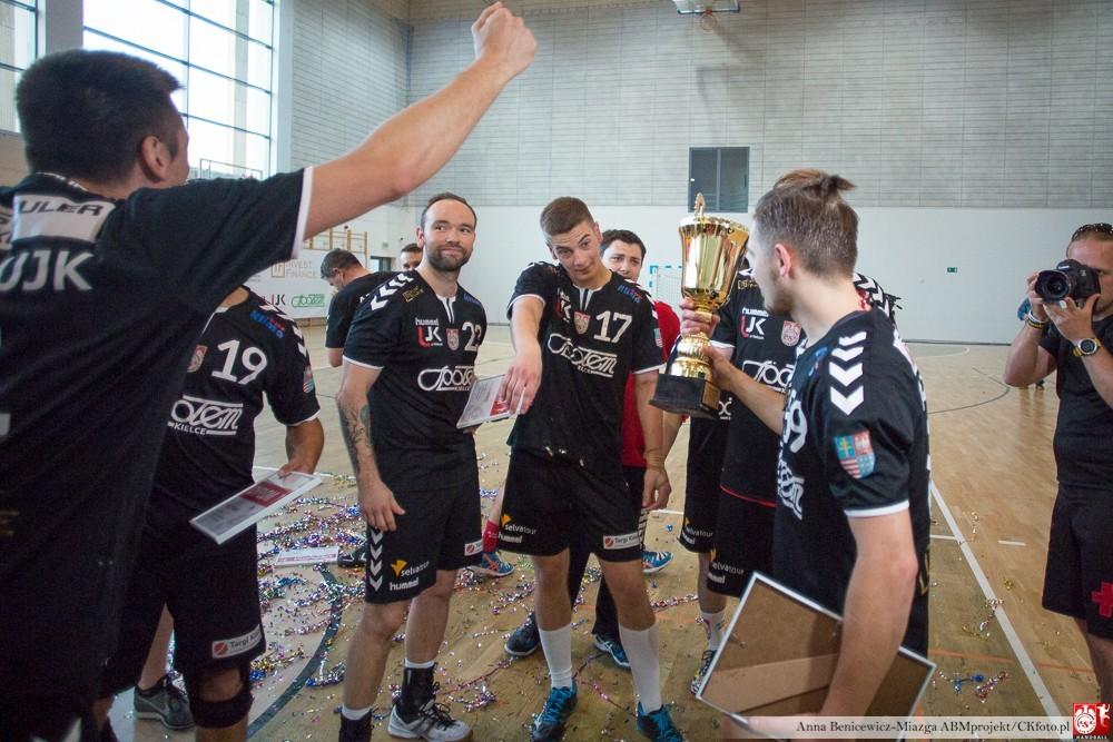 Jest decyzja. AZS UJK Kielce zostaje w drugiej lidze, ale nie składa broni